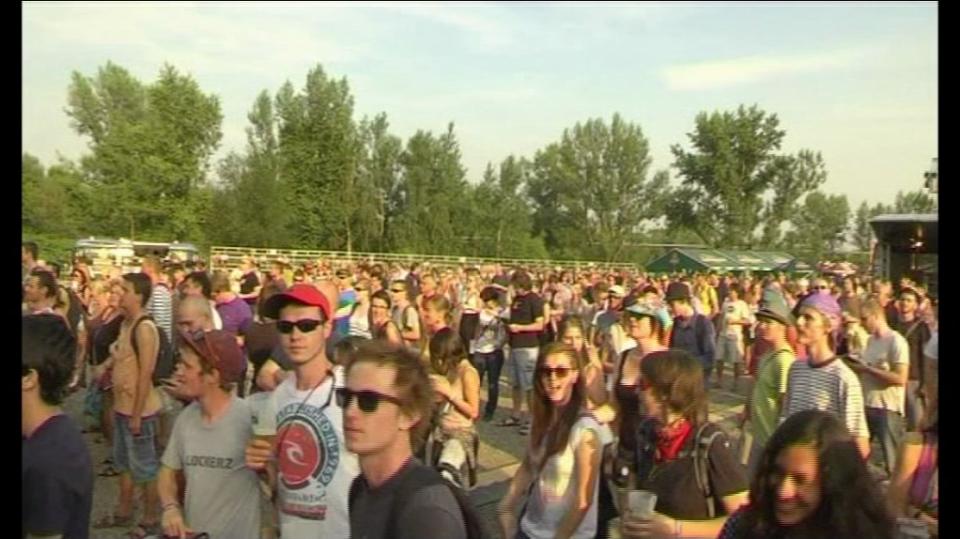Video VIP zprávy: Festival Colours of Ostrava