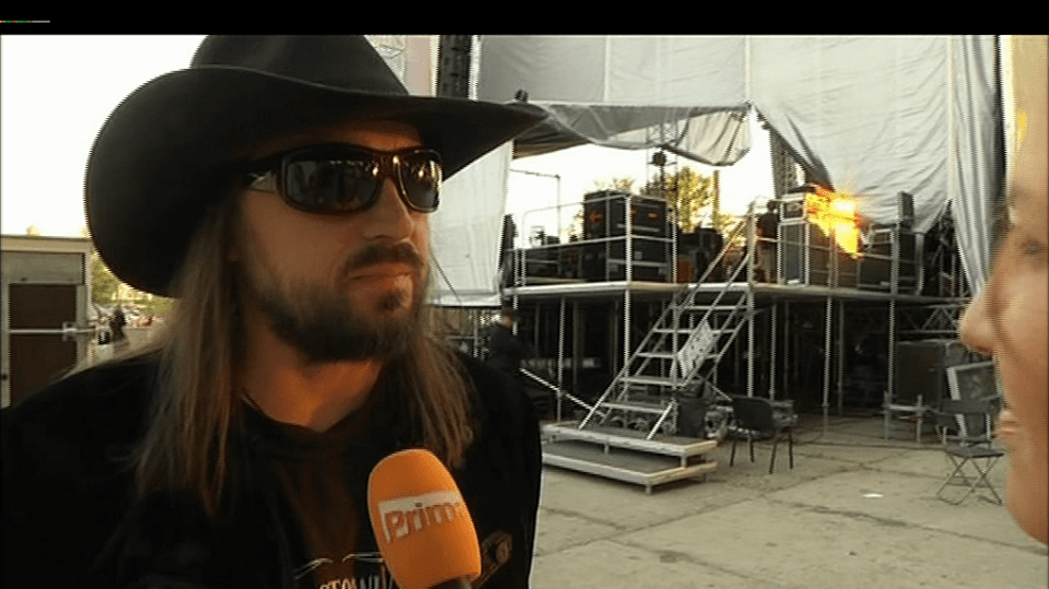 Video VIP zprávy: Robert Kodym