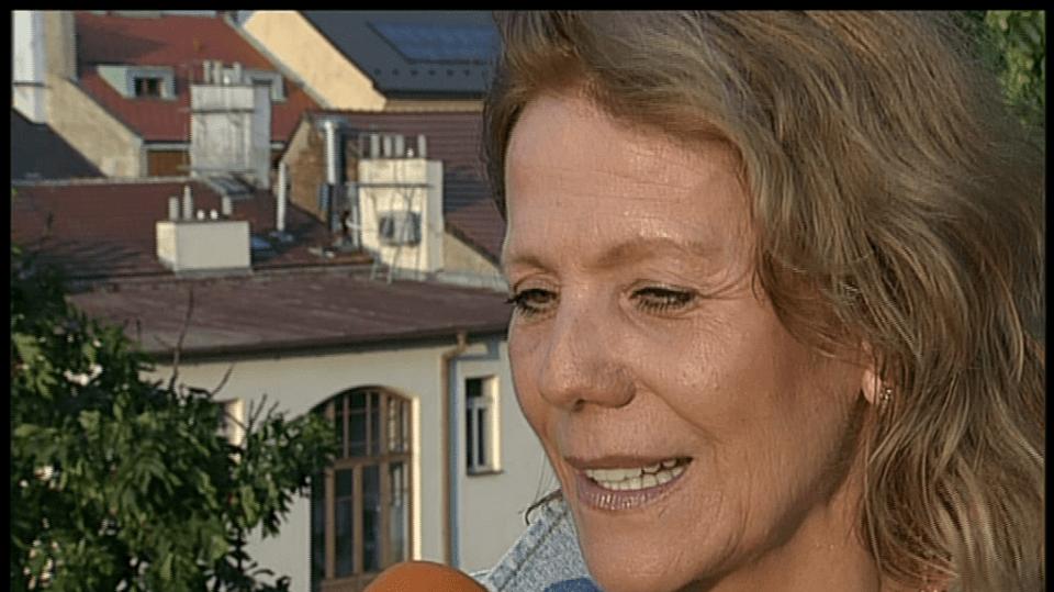 Video VIP zprávy: Lenka Filipová se naklonovala