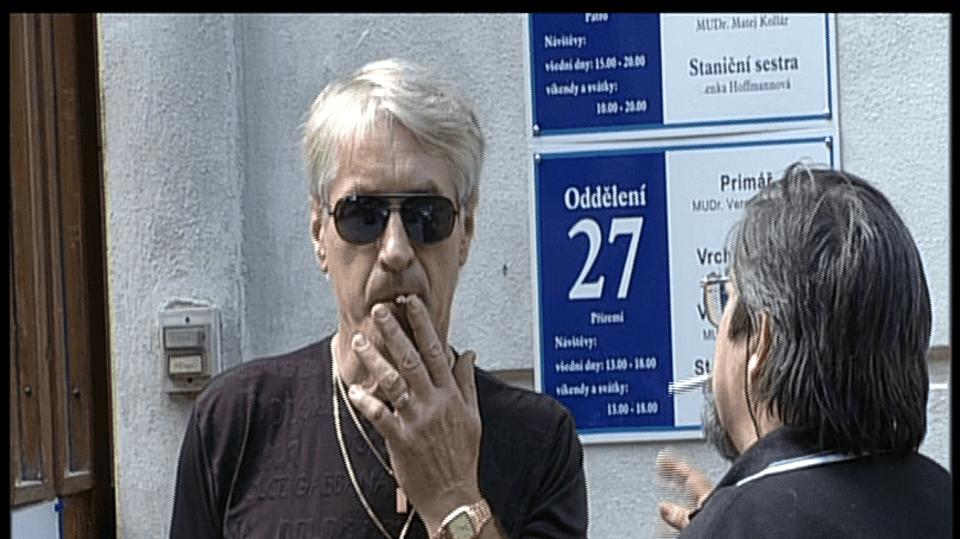 Video VIP zprávy: Rychtář a léčitel Ivety Bartošové