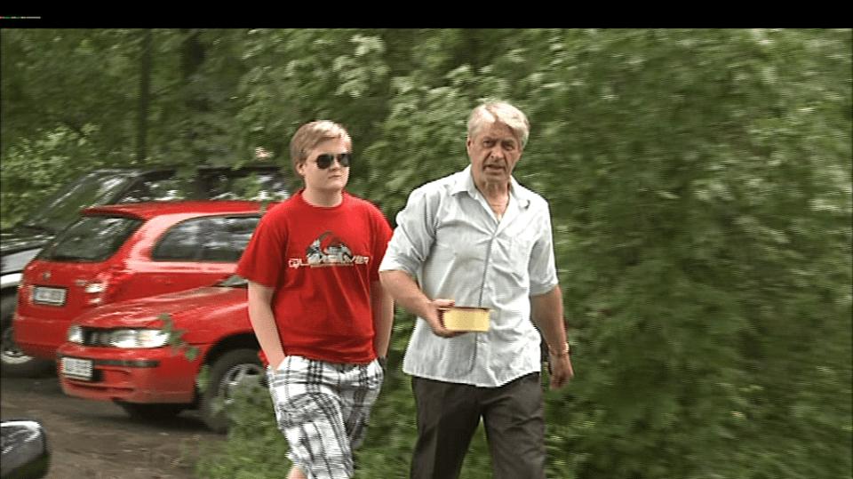 Video VIP zprávy: Artur Štaidl a Josef Rychtář