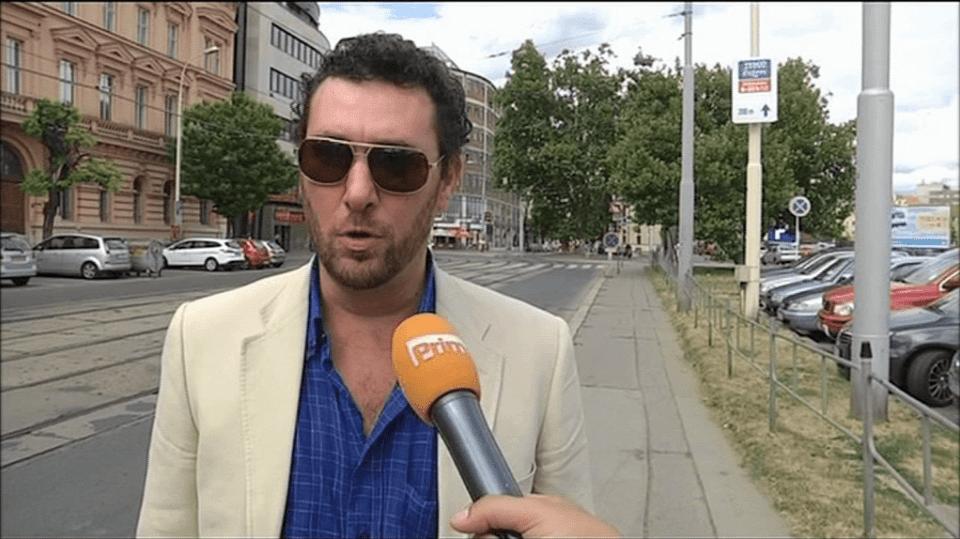 Video VIP zprávy: Martucci pořádá demonstraci