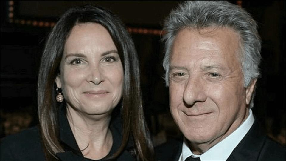 Video VIP zprávy: Dustin Hoffman a jeho žena Lisa