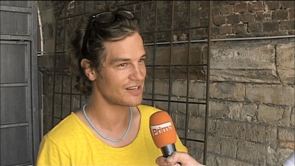Video VIP zprávy: David Kraus opustil civilizaci
