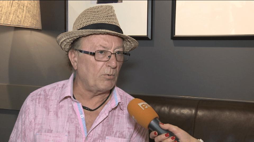 Video VIP zprávy: Šťastný děda Petr Janda