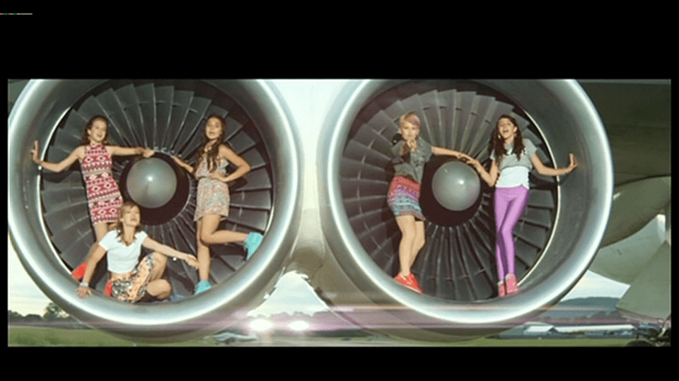 Video VIP zprávy: 5 Angels