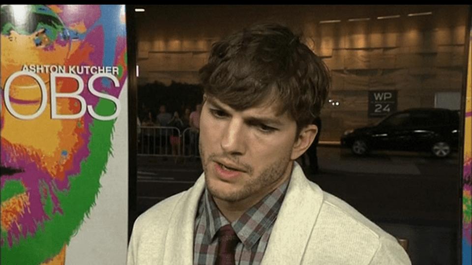 Video VIP zprávy: Ashton Kutcher o Stevu Jobsovi
