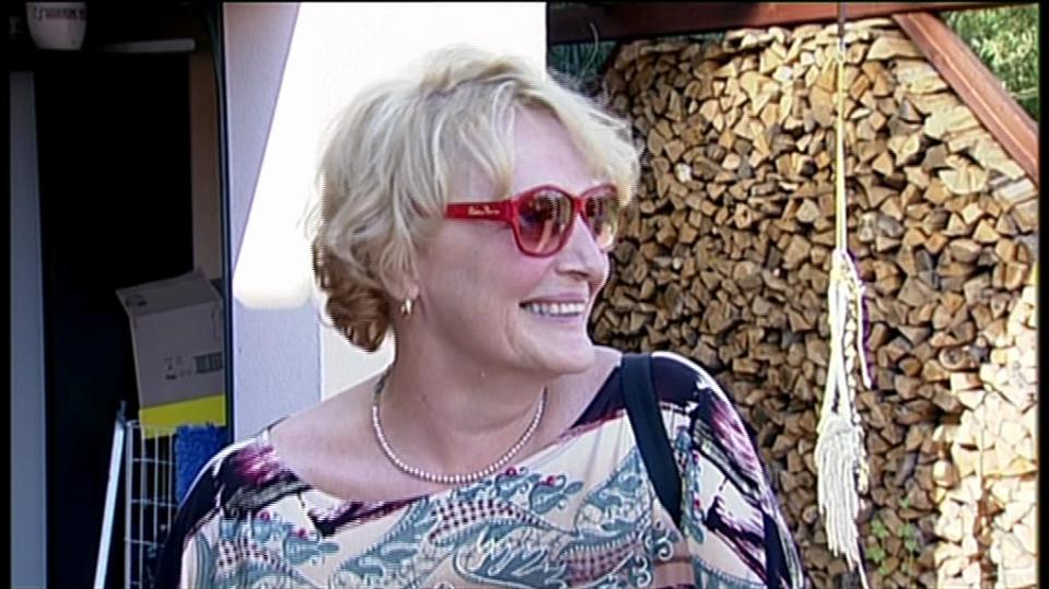 Video VIP zprávy: Regina Rázlová točí film
