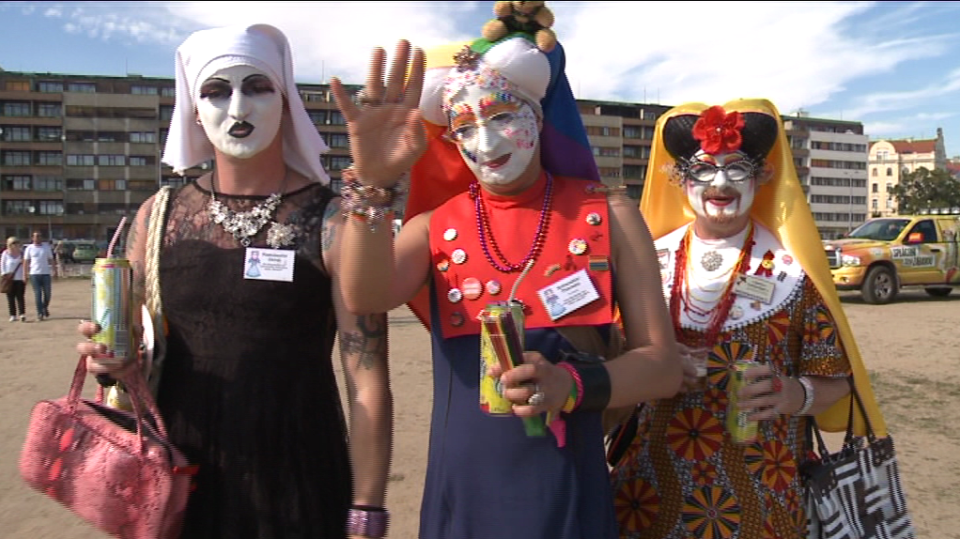 Video VIP zprávy: 2Prague Pride
