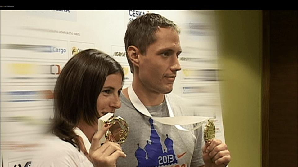 Video VIP zprávy: Dva mistři světa jsou doma