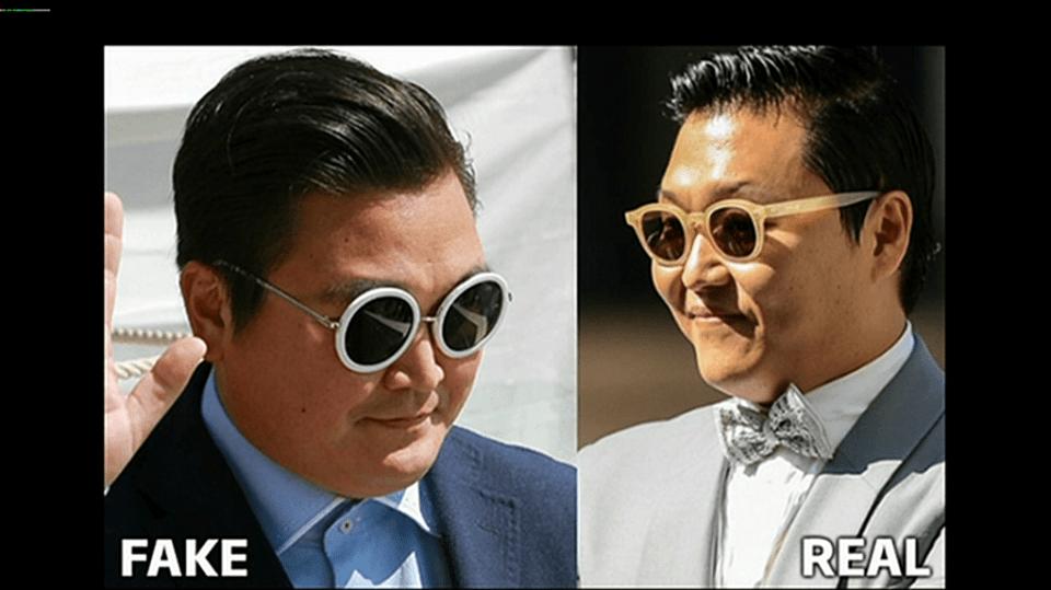 Video VIP zprávy: Dvojníci slavných