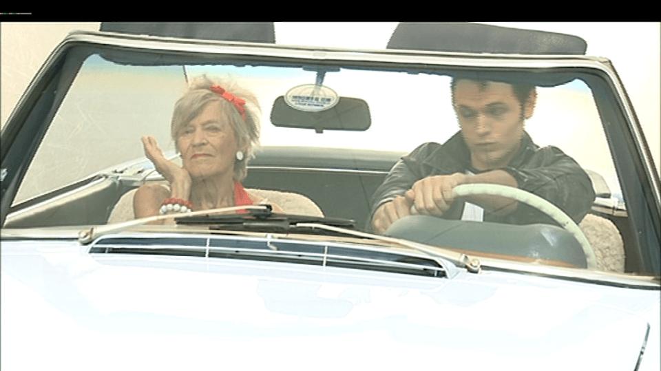 Video VIP zprávy: Luba Skořepová prosadila v kalendáři 13.měsíc