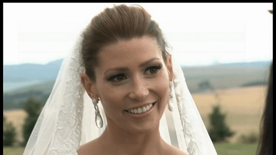 Video VIP zprávy: Tereza Kerndlová nechala rodiče sledovat svou svatbu přes internet