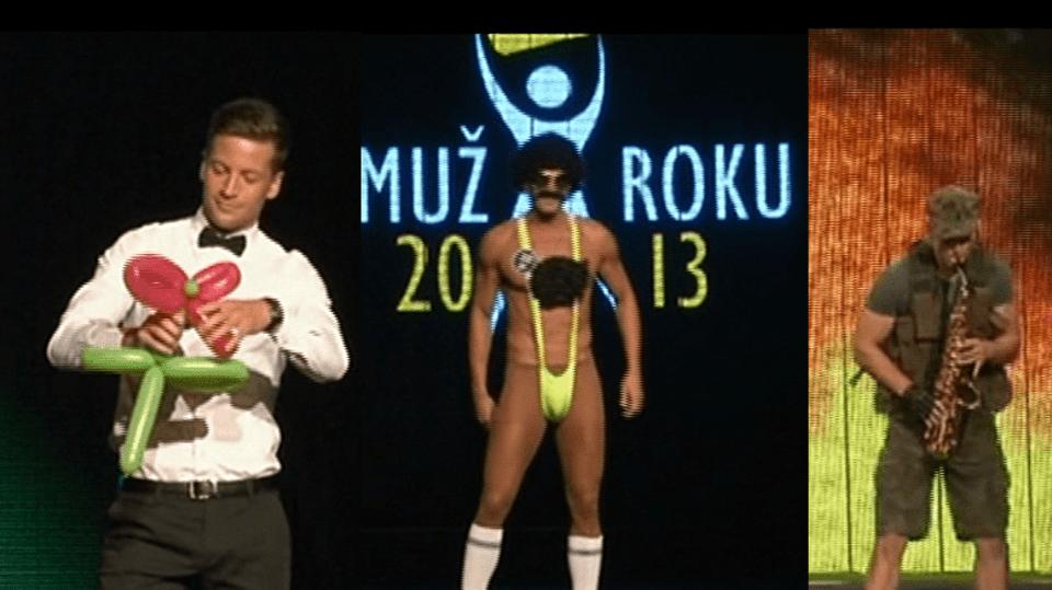 Video VIP zprávy: Finálový večer soutěže Muž roku