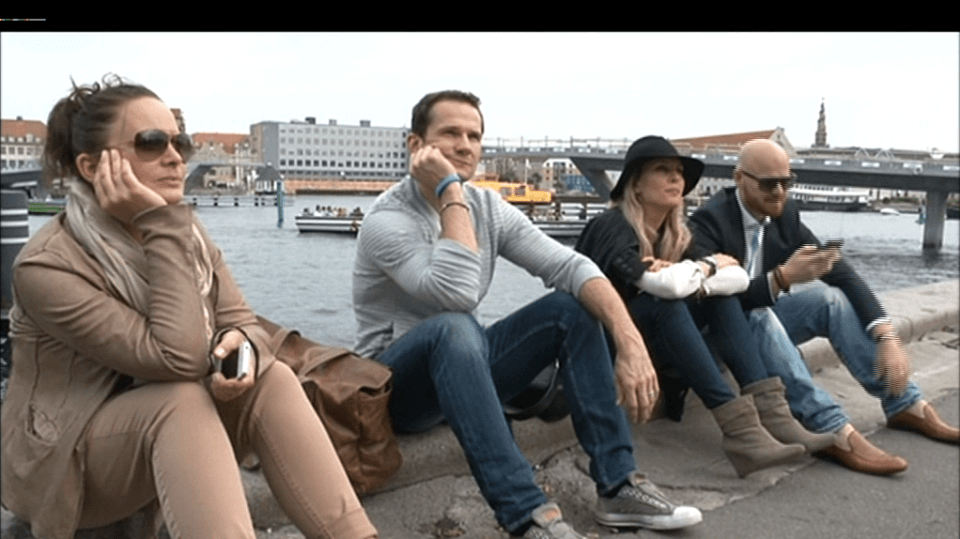 Video VIP zprávy: Hvězdy odjely do Kodaně pomáhat Unicef