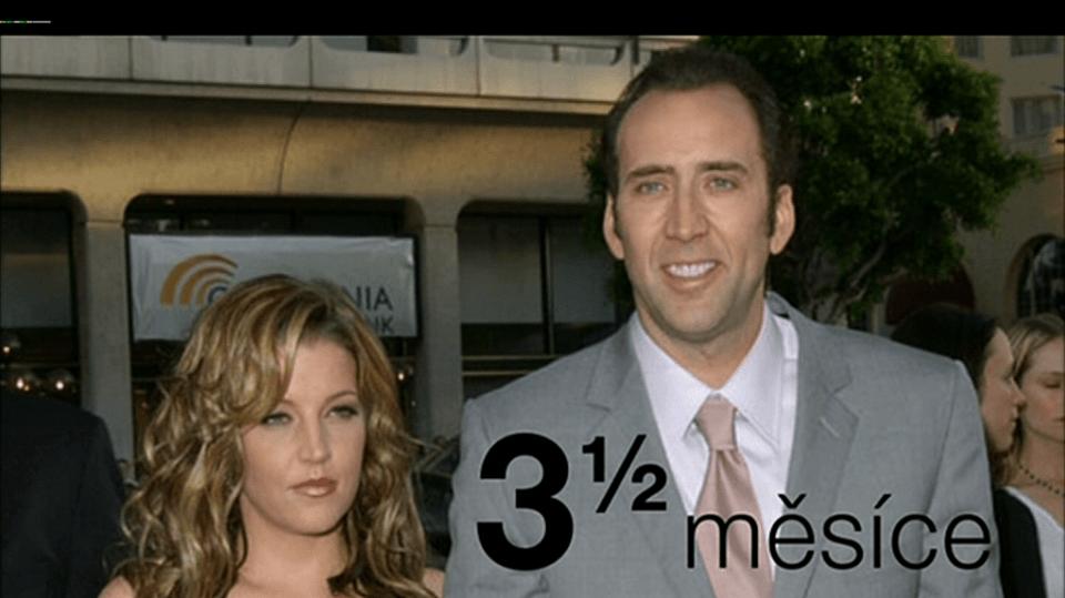 Video VIP zprávy: Některá manželství opravdu dlouho nevydržela