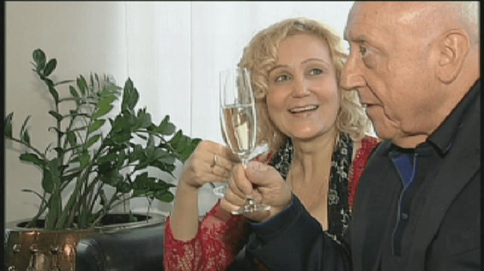 Video VIP zprávy: Felix Slováček se kvůli této blondýně rozhodl postoupit plastickou operaci