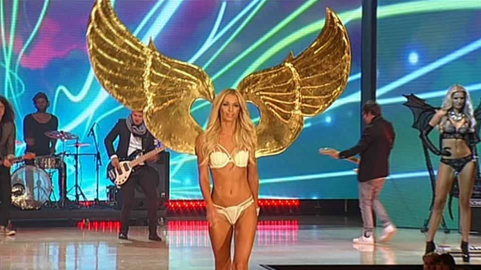 Video VIP zprávy: Modely z přehlídky Top Secret byly prostě úchvatné