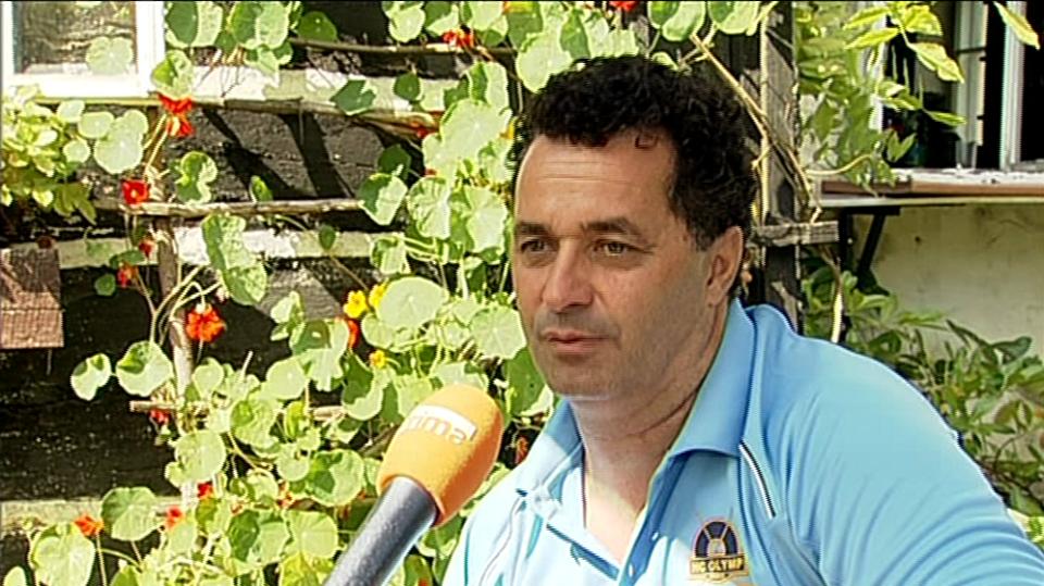 Video VIP zprávy: Martin Dejdar je kapitánem hokejového týmu HC Olymp