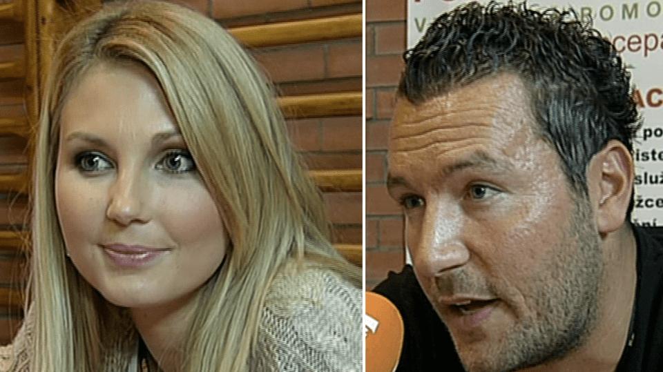 Video VIP zprávy: Moderátoři Sandra Parmová a Michal Janotka podpořili Nadaci policistů a hasičů
