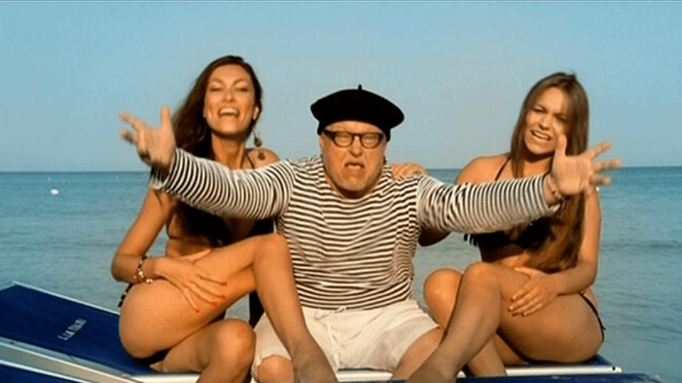Video VIP zprávy: Doktor P. P. točil v Itálii nový klip