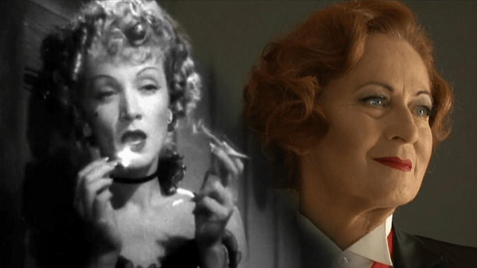 Video VIP zprávy: Simona Stašová se fotila jako Marlene Dietrich