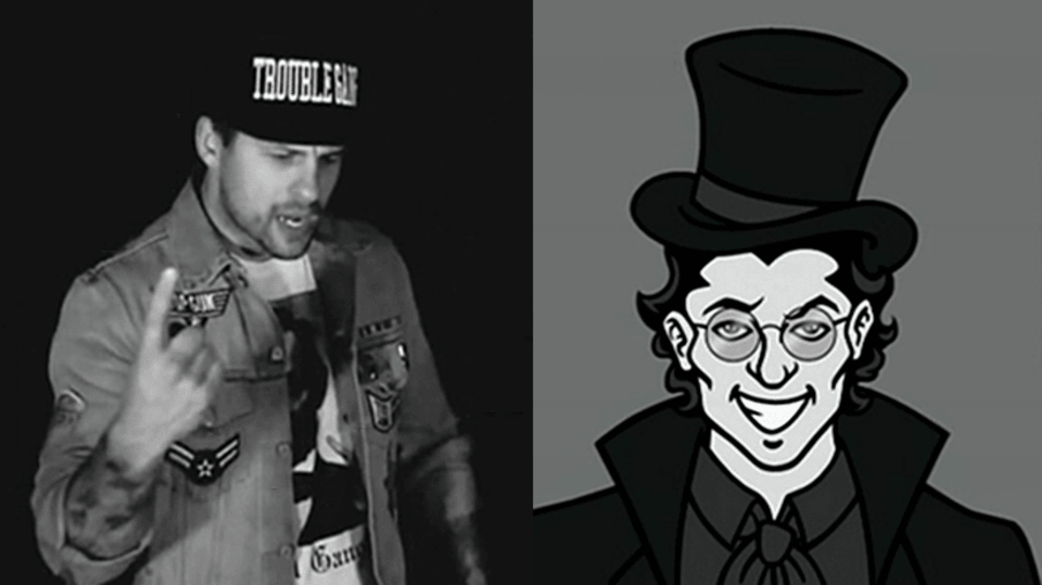 Video VIP zprávy - Schíza rappera Marpa: Bubnuje u Chinaski!