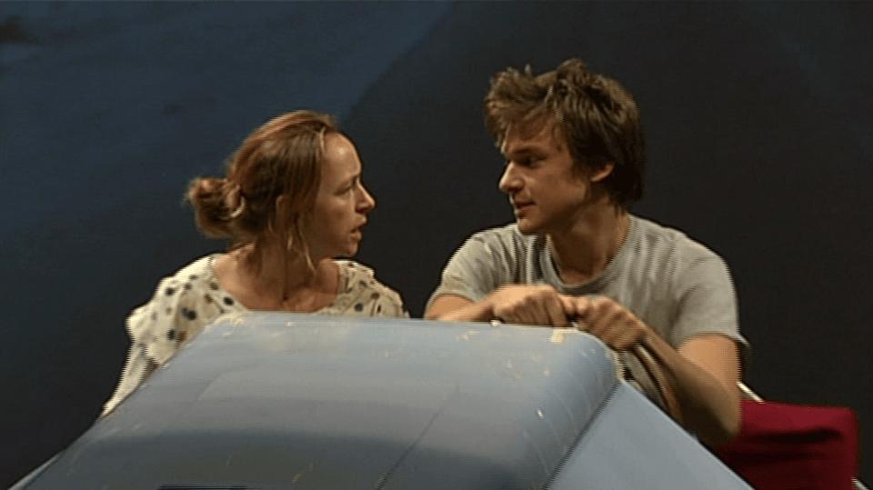 Video VIP zprávy: Táňa Vilhelmová se po mateřské zase vrátila do divadla