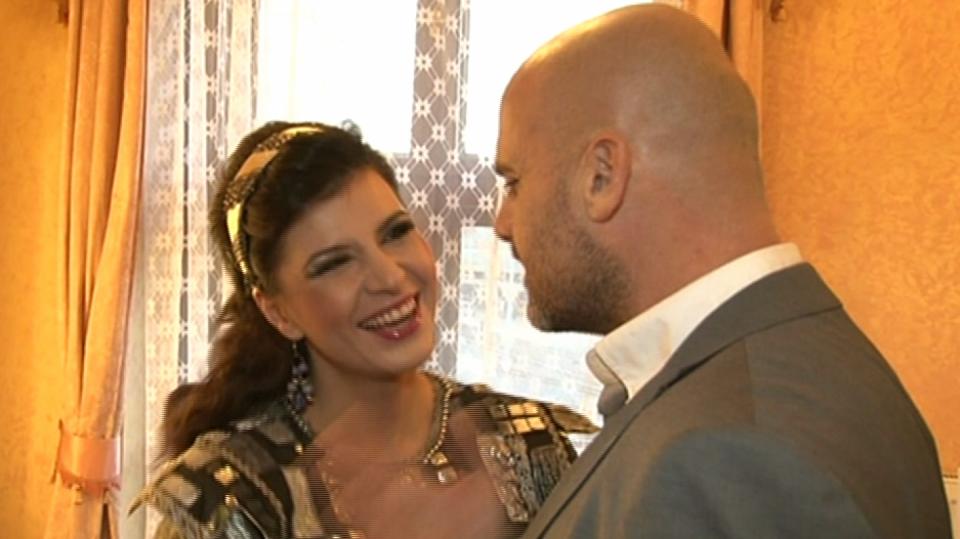 Video VIP zprávy: Operní zpěvačka Andrea Kalivodová se brzo bude vdávat. Přítel ji přímo na její svátek požádal o ruku!