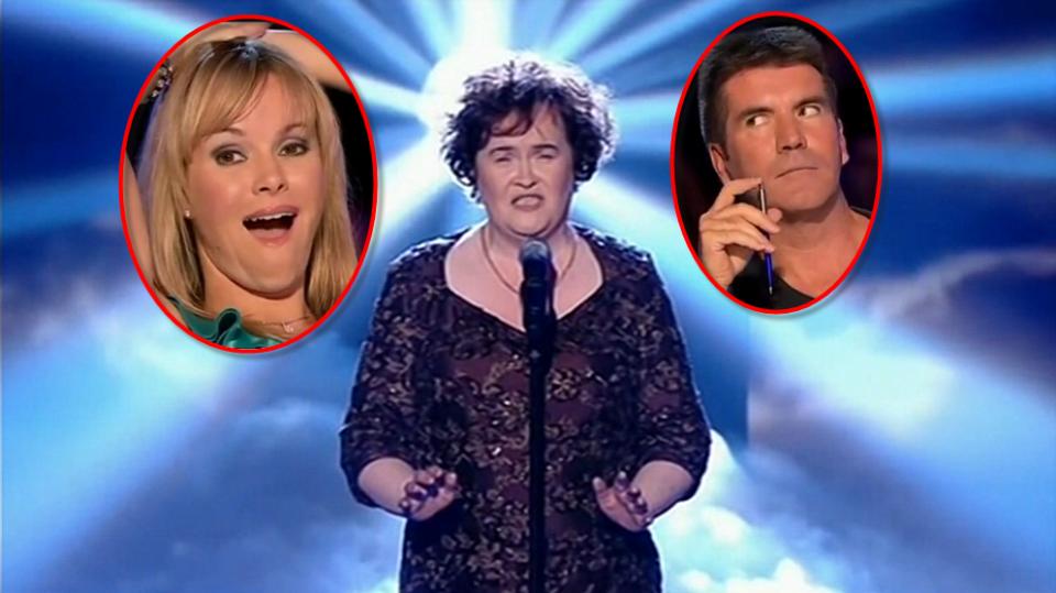Video VIP zprávy: Podívejte se, čím na britském Talentu uchvátila před lety porotu Susan Boyle