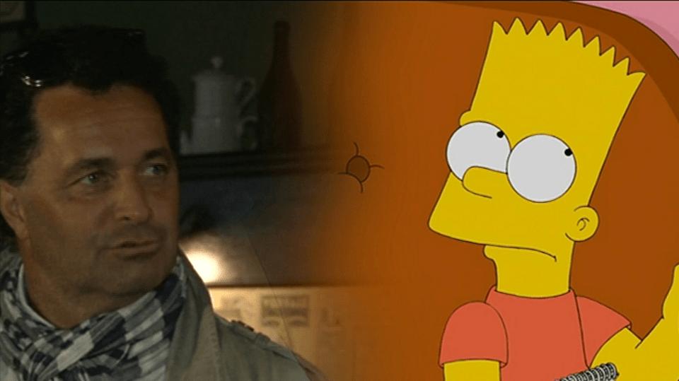 Video VIP zprávy: Martin Dejdar a Jiří Lábus dabují Simpsonovy už víc než dvacet let