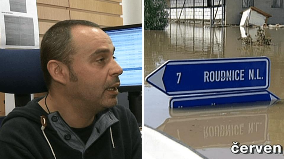 Video VIP zprávy: Reportér Patrik Kaizr dostal od obce Lounky cenu. Podívejte se, proč