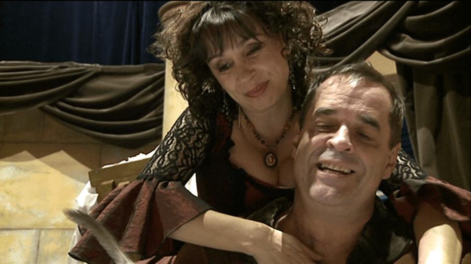 Video VIP zprávy: Miroslav Etzler s Nelou Boudovou se sešli na divadelních prknech pro dobrou věc