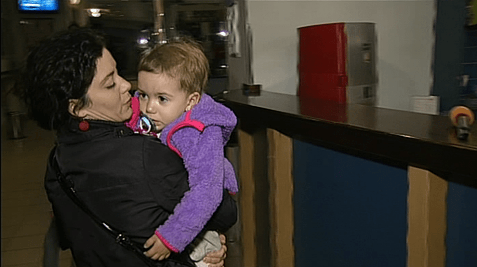 Video VIP zpráv: Lucia přišla na zkoušku s dcerou Rebekou, tatínek Soukup je prý moc vytížený
