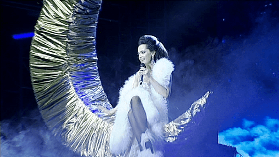 Video VIP zprávy: Lucii čeká jedenáct  vystoupení a vy byste měli být alespoň na jednom z nich