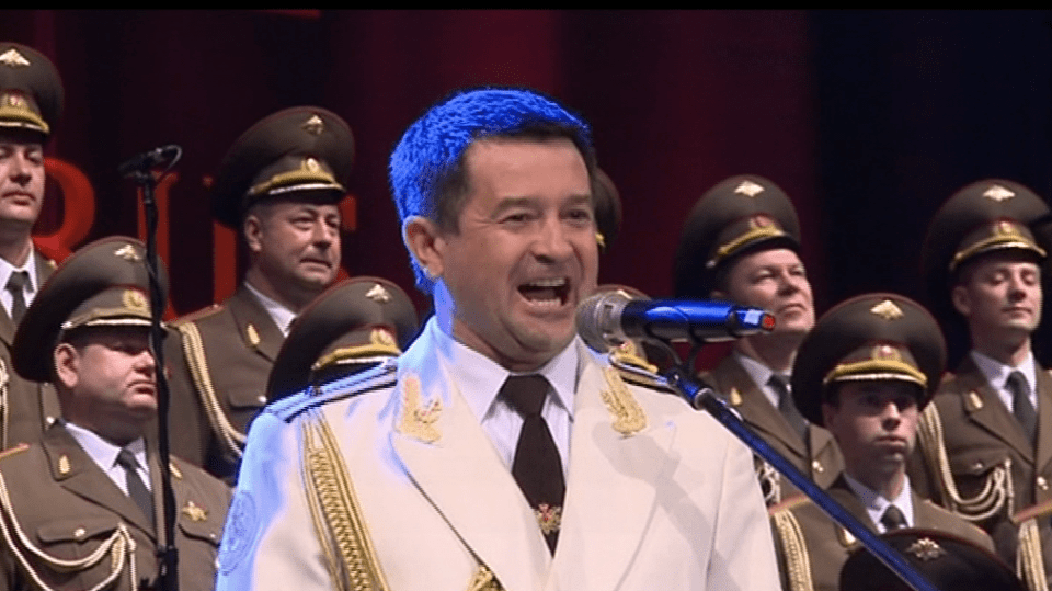 Video VIP zprávy: V Moskvě se tvrdě zkouší a naši zpěváci se těší na spolupráci