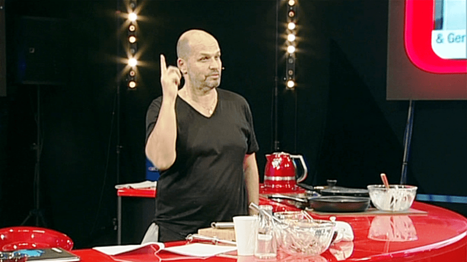 Video VIP zprávy: Zdeněk říká, že jeho nové studio byla láska na první pohled a také zaválel.