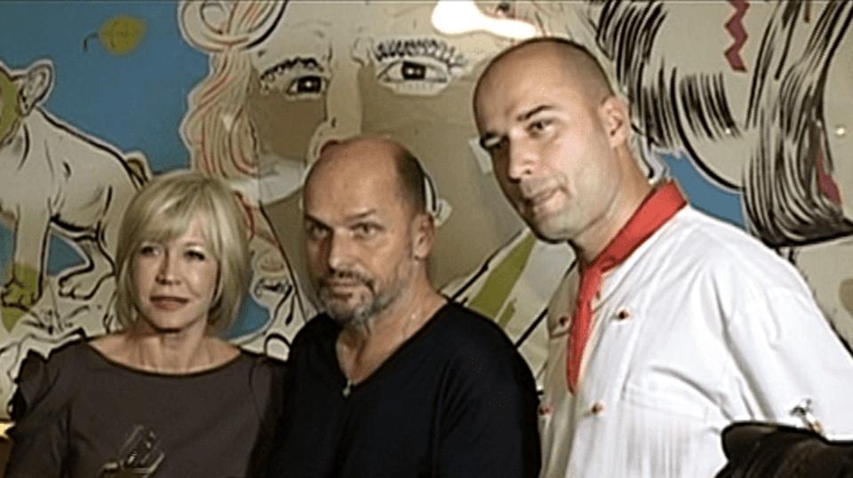 Video VIP zprávy: Známý šéfkuchař Zdeněk Pohlreich se ocitl v seznamu kuchařských mediálních hvězd. A to se muselo oslavit!