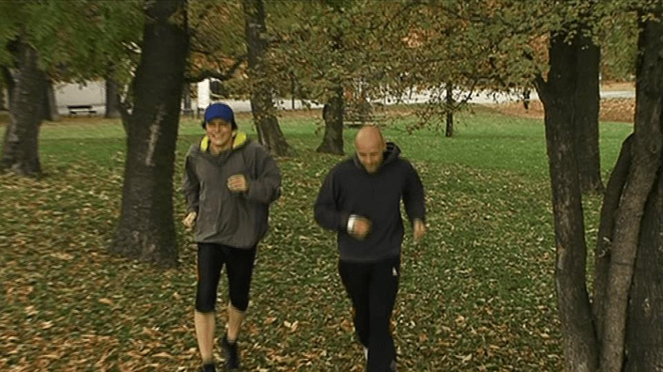Video VIP zprávy: Chinaski začali trénovat na půlmaraton