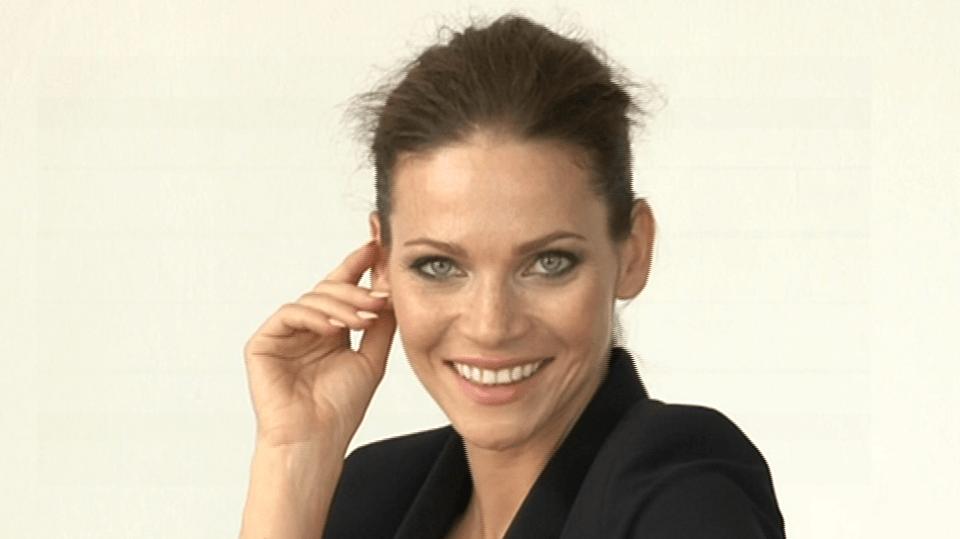 Video VIP zprávy: Andrea Verešová nafotila kalendář, jehož výtěžek půjde na charitu