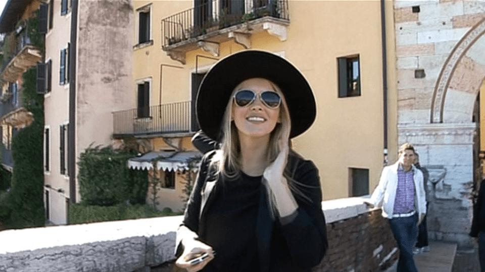 Video VIP zprávy: Česká Miss World si udělala s kamarádkou výlet do slunné Itálie