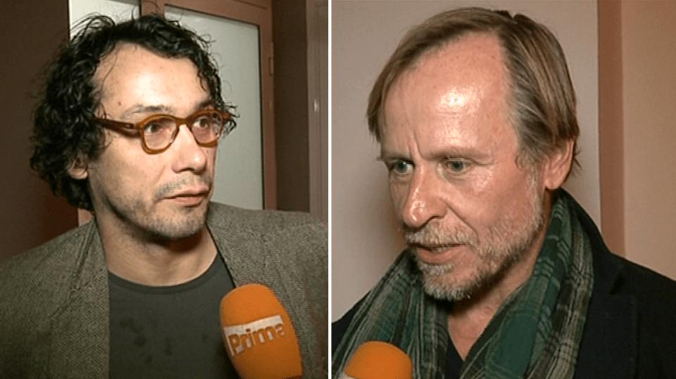 Video VIP zprávy: Pavel Liška a Karel Roden účinkují v novém muzikálu Lucie. Oba tu zpívají!