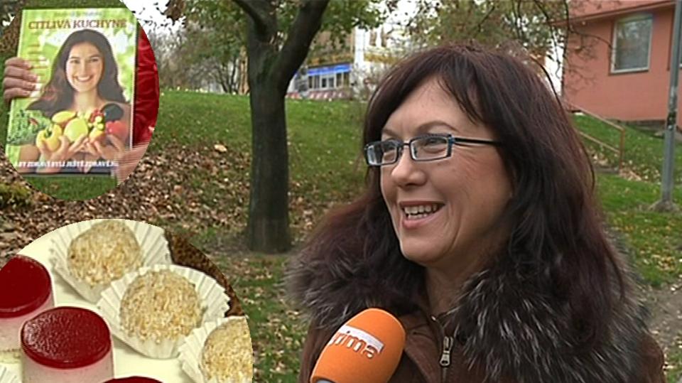 Video VIP zprávy: Kuchařka pro celiaky je na světě. Raduje se i odbornice na výživu, Kateřina Cajthamlová