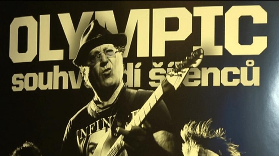 Video VIP zprávy: Skupina Olympic vydává v pořadí už 18. album