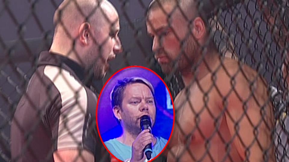 Video VIP zprávy: Zpěváka Matěj Rupperta vyděsil zápas gladiátorů
