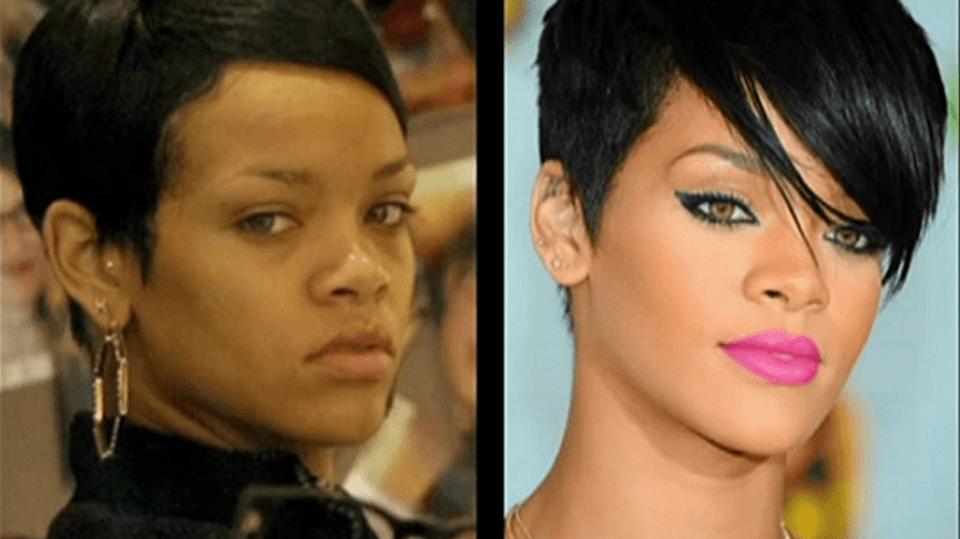 Video VIP zprávy: Některé hvězdy nejsou bez make-upu k poznání
