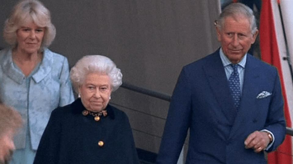 Video VIP zprávy: Princ Charles ještě nezačal kralovat a už jde do důchodu!