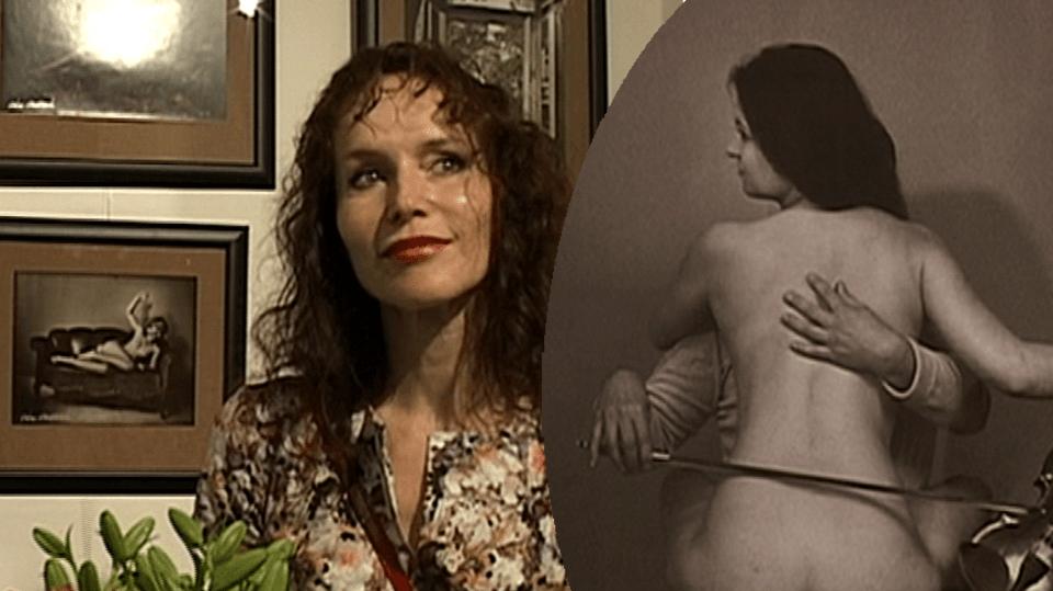 Video VIP zprávy: Sára Saudková má výstavu svých nových fotografií