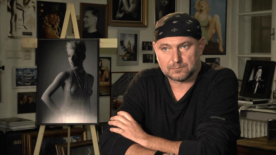 video TOP STAR magazín: Fotograf Jakub Ludvík odkryl zákoutí své duše