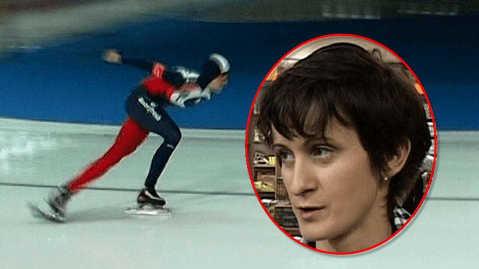 video VIP zprávy: Rychlobruslařka Sáblíková měla smůlu, kvůli bolesti musela vzdát závod